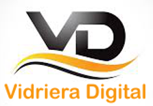 Vidriera Digital Logotipo